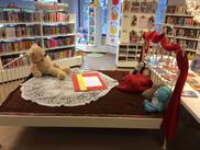 Bibliotheek Ilpendam, Sinterklaas