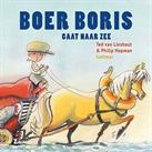 Boer Boris bij Karmac Bibliotheek Lopik