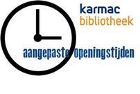 Openingstijden Karmac Bibliotheek