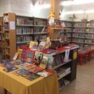 Sinterklaas bij Karmac Bibliotheek